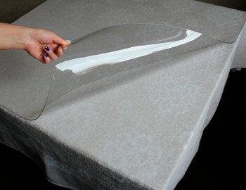 Мягкое стекло на стол Decosave Soft