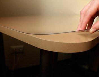 Защитная накладка на стол Decosave Hard