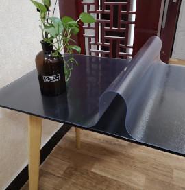 Мягкое стекло шагрень на стол